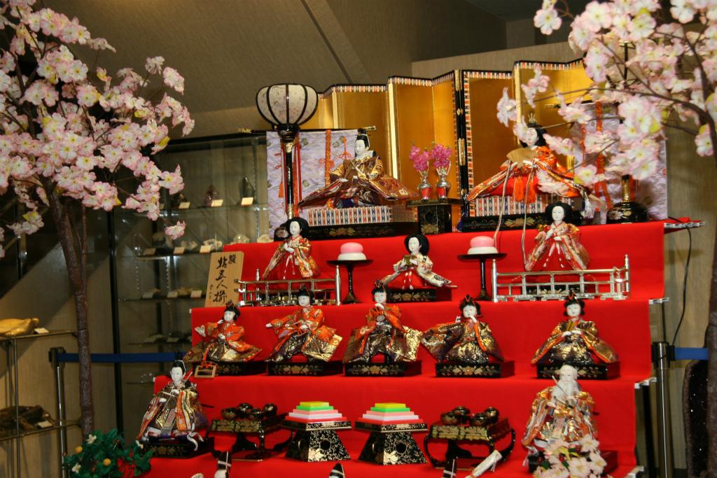 銀谷(かなや)のひな祭りのご案内